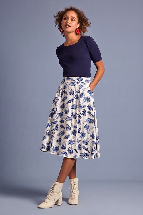 Circle Skirt Loveboat