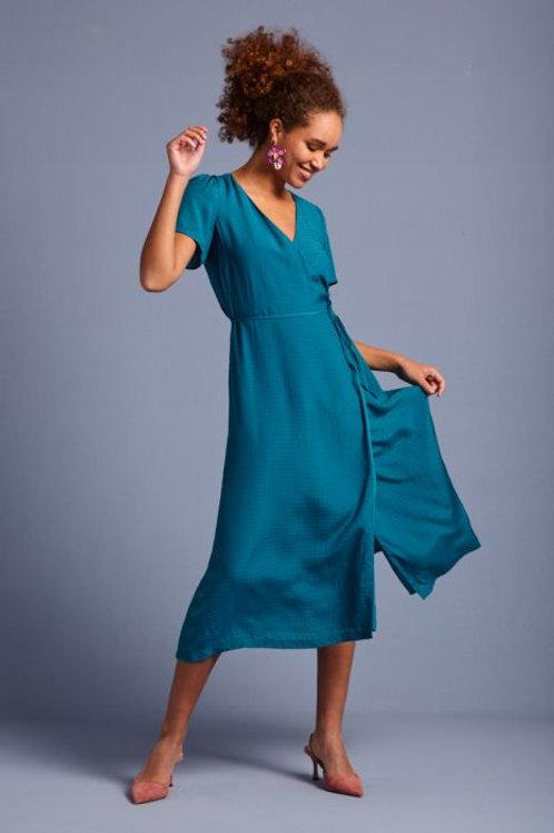Wrap Dress Beauvoir