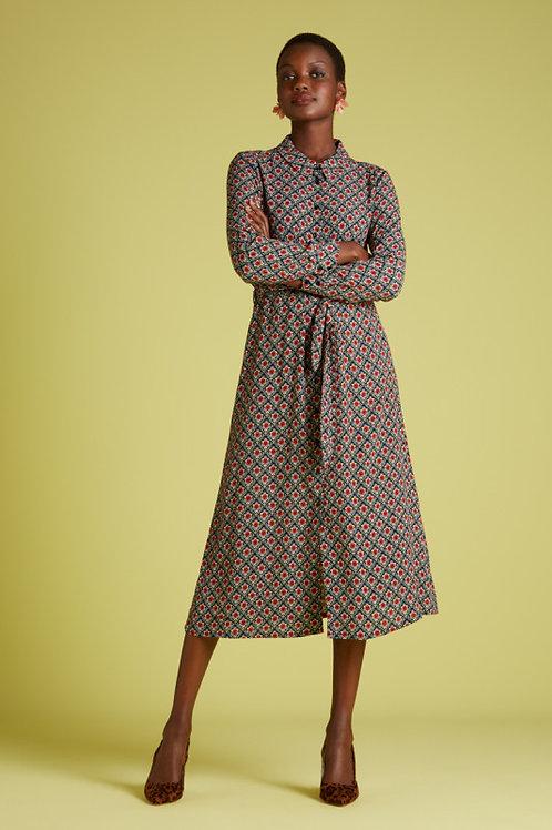 Midi Kleid Olive Palmer