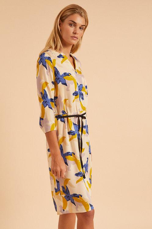 Acquarell Flower Kleid