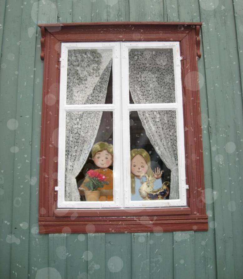 Norwegian children