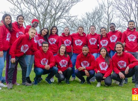 Nous sommes fiers de porter les sweat-shirts SQHE 2020 !