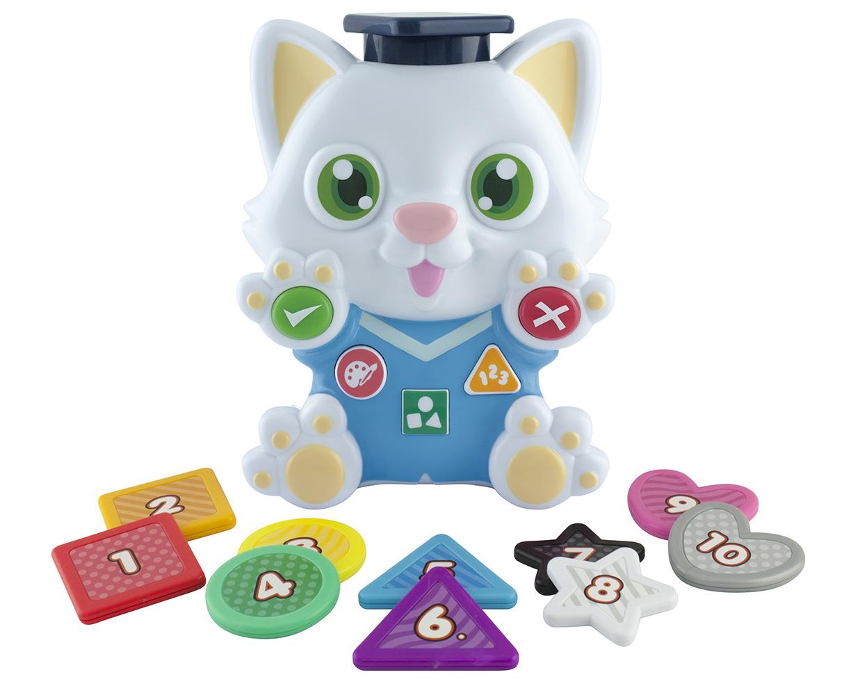 BabyLotte - 成長小伙伴系列 貓博士