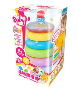 BabyLotte - 蛋糕層層叠