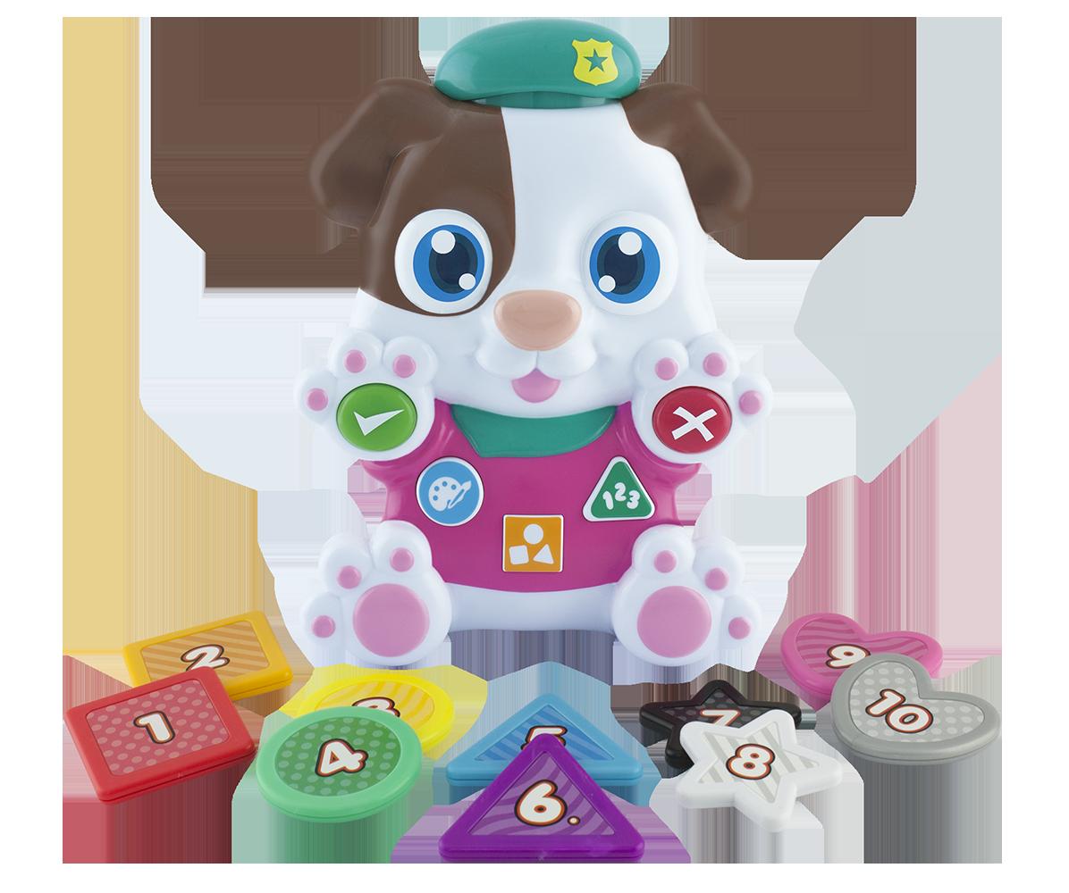 BabyLotte - 成長小伙伴系列 狗隊長