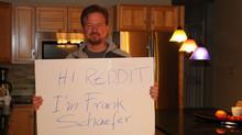 Reddit AMA with Frank Schaefer Tomorrow 1:30pm EST