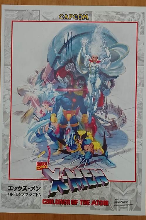 X-Men Children Of The Atom Poster B2 Size