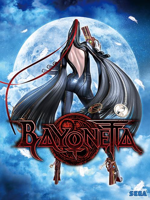 Bayonetta Poster B2 Size