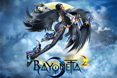 Bayonetta 2 Poster B2 Size