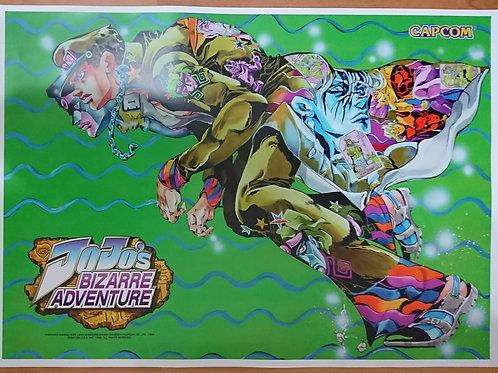 Jojo Bizarre Adventure Poster B2 Size