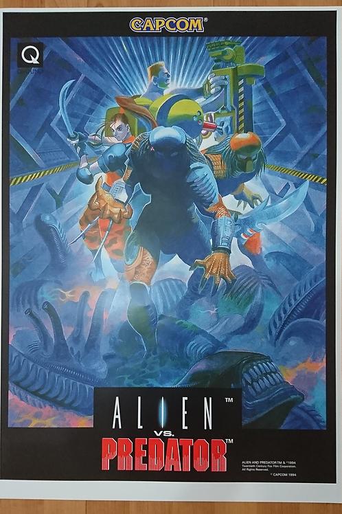 Alien Vs. Predator Poster B2 Size