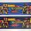 "Thumbnail: Marvel Vs. Capcom 2 Arcade Marquee 26 x 8"""