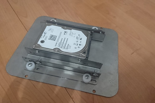 "Taito Type X 2.5"" HDD Parts"