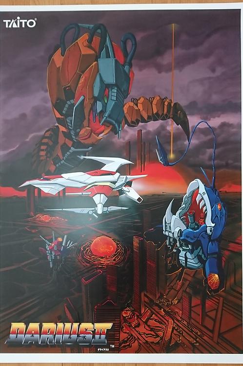 Darius II Poster B2 Size