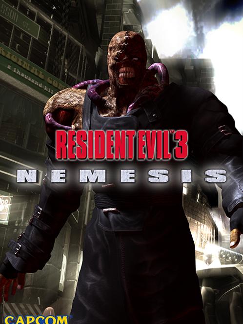 Resident Evil 3: Nemesis Poster B2 Size