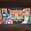"Thumbnail: Marvel Vs. Capcom Arcade Marquee 26 x 8"""