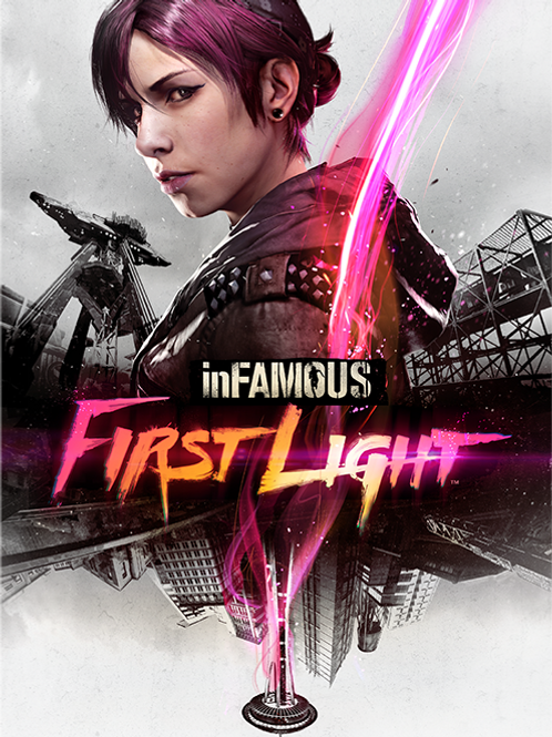 Infamous First Light Poster B2 Size