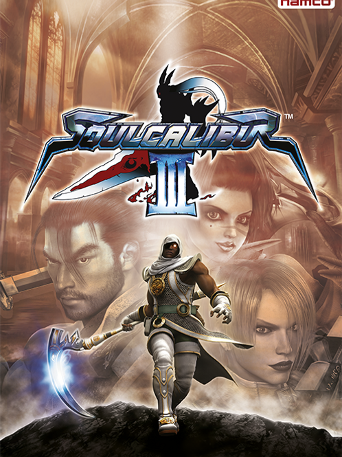 Soul Calibur III PS2 Poster B2 Size