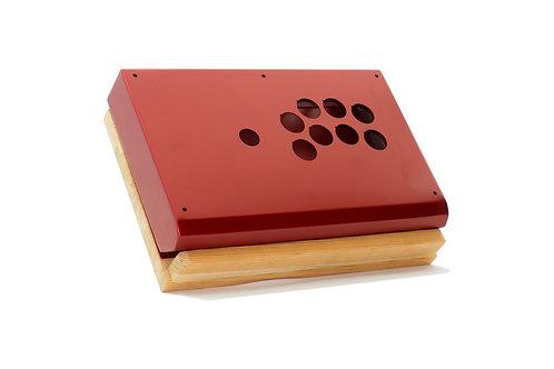 Metallic Red Fight Stick CASE