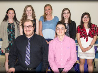 Piazza Nuova Lodge Awards Seven Scholarships to High School Seniors This Month