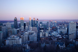 From the Mont Royal