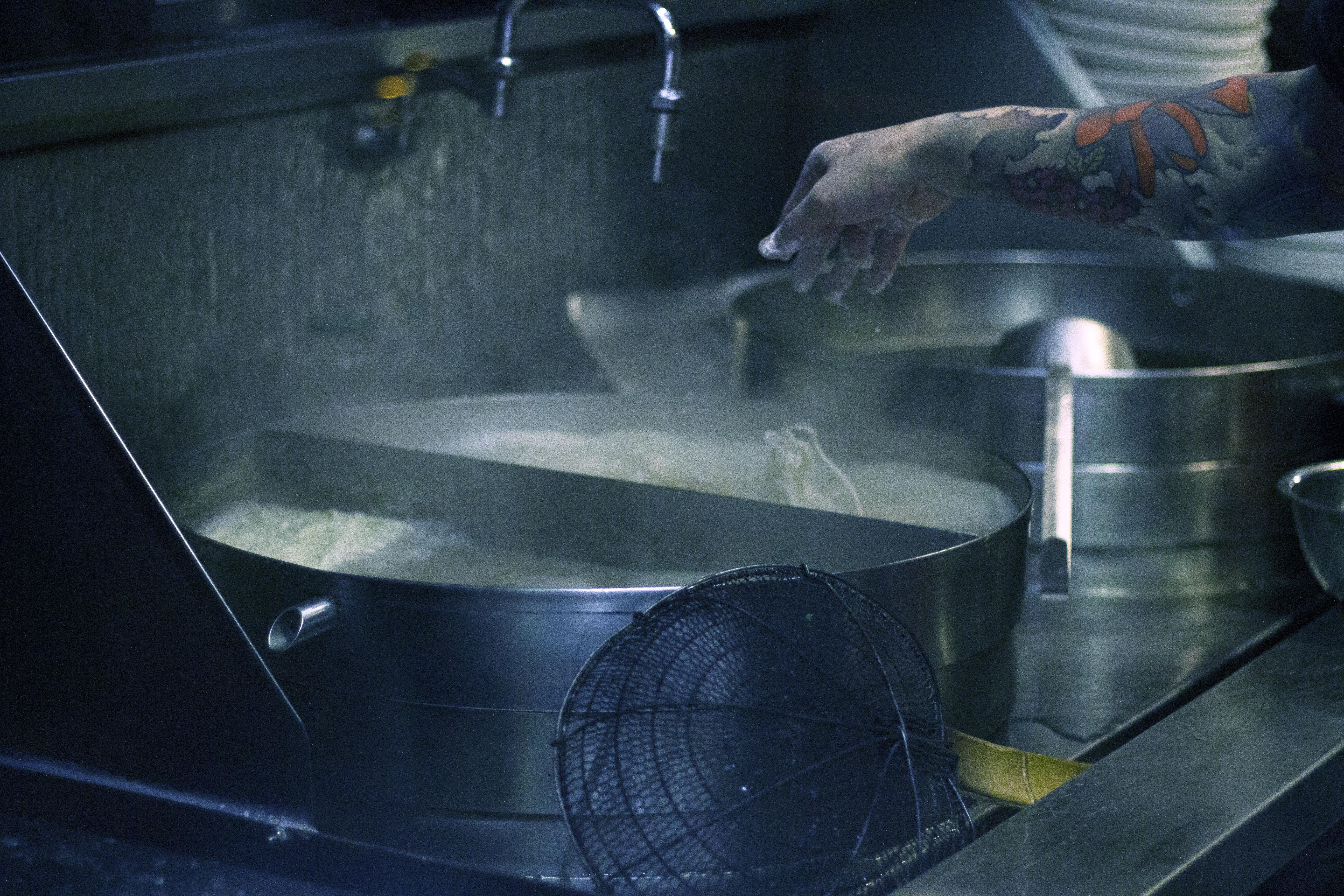 Cooking Noodles