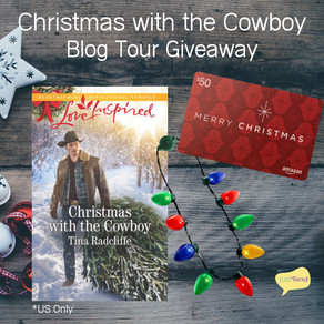Blog & Bookstagram Tour for Christmas with the Cowboy