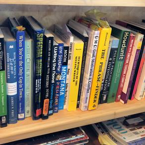 A Tale of Three Dozen Craft Books