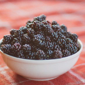 AJ's Blackberry Pie