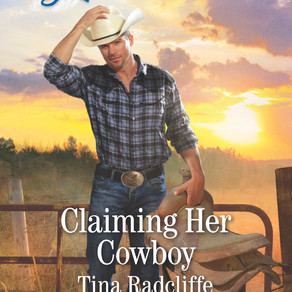 Claiming Her Cowboy is an ACFW Carol Award Finalist!