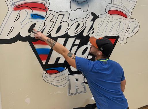 Roosevelt Barbershop to open in Spring