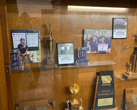 Foundation Funds TRHS Trophy Case Project