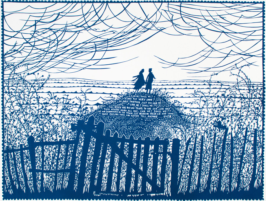 'Can We?Shall We?' By Rob Ryan