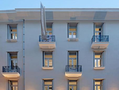 Σε λειτουργία το νέο boutique ξενοδοχείο Belle Epoque στο διατηρητέο της Πραξιτέλους