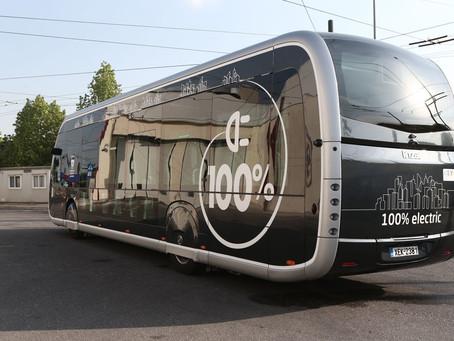 Το 2022 τα πρώτα ηλεκτρικά λεωφορεία στην Αθήνα – Δείτε το νέο ηλεκτρικό λεωφορείο – τραμ