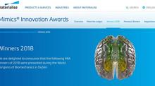 Mimics Innovation Awards
