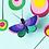 Thumbnail: Blue butterfly