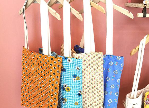 Tote bags Seventies