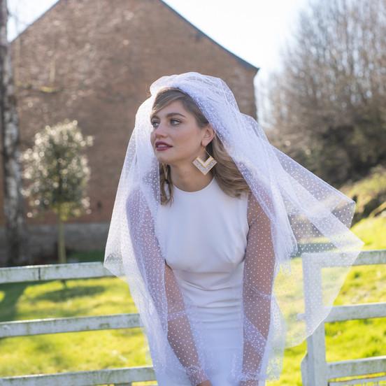 Bijoux de mariage personnalisable