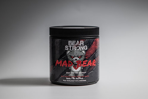 Mad Bear Pre Workout STRONG