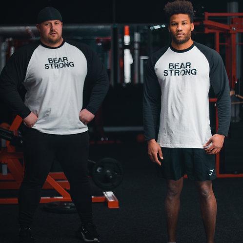 Bear Strong Long sleeved T shirt