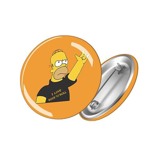 """Значок """"Гомер"""""""