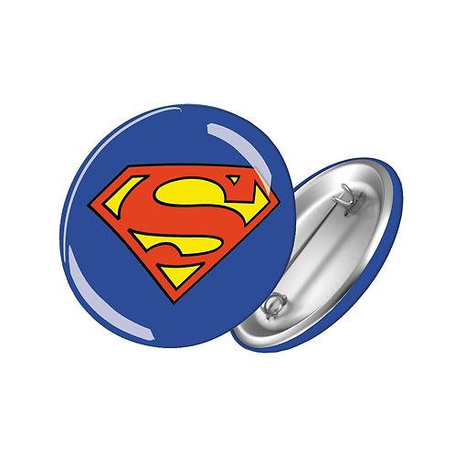 """Значок """"Супермен лого"""""""