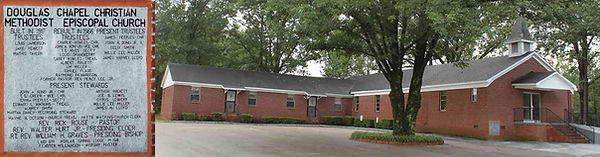 Douglas Chapel Christian Methodist Episc