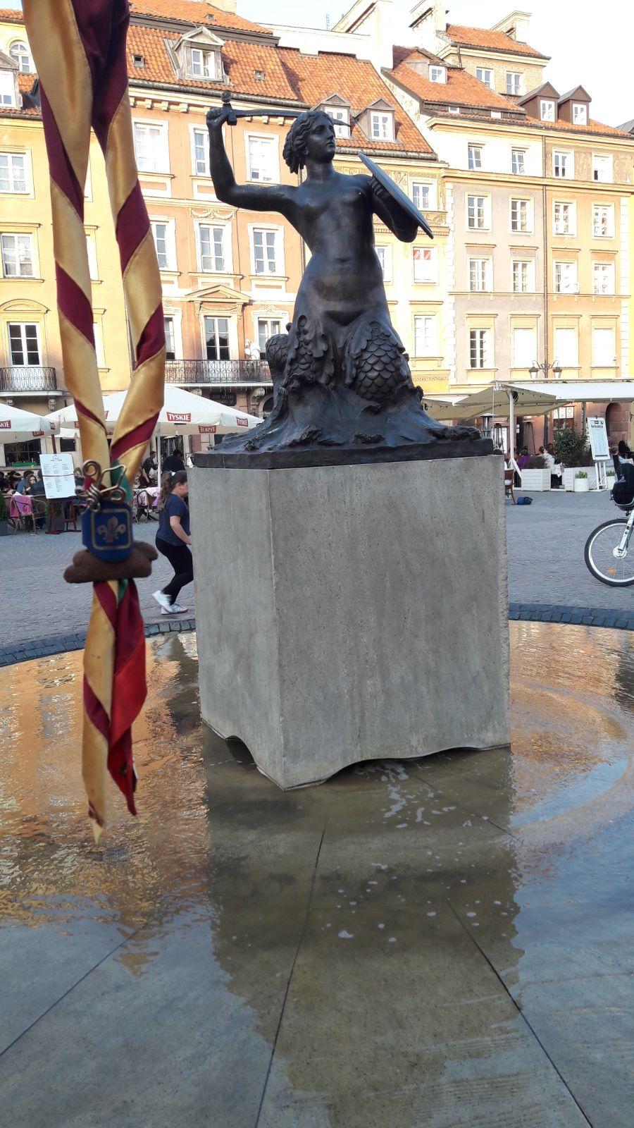 Varsovia Abril 2018