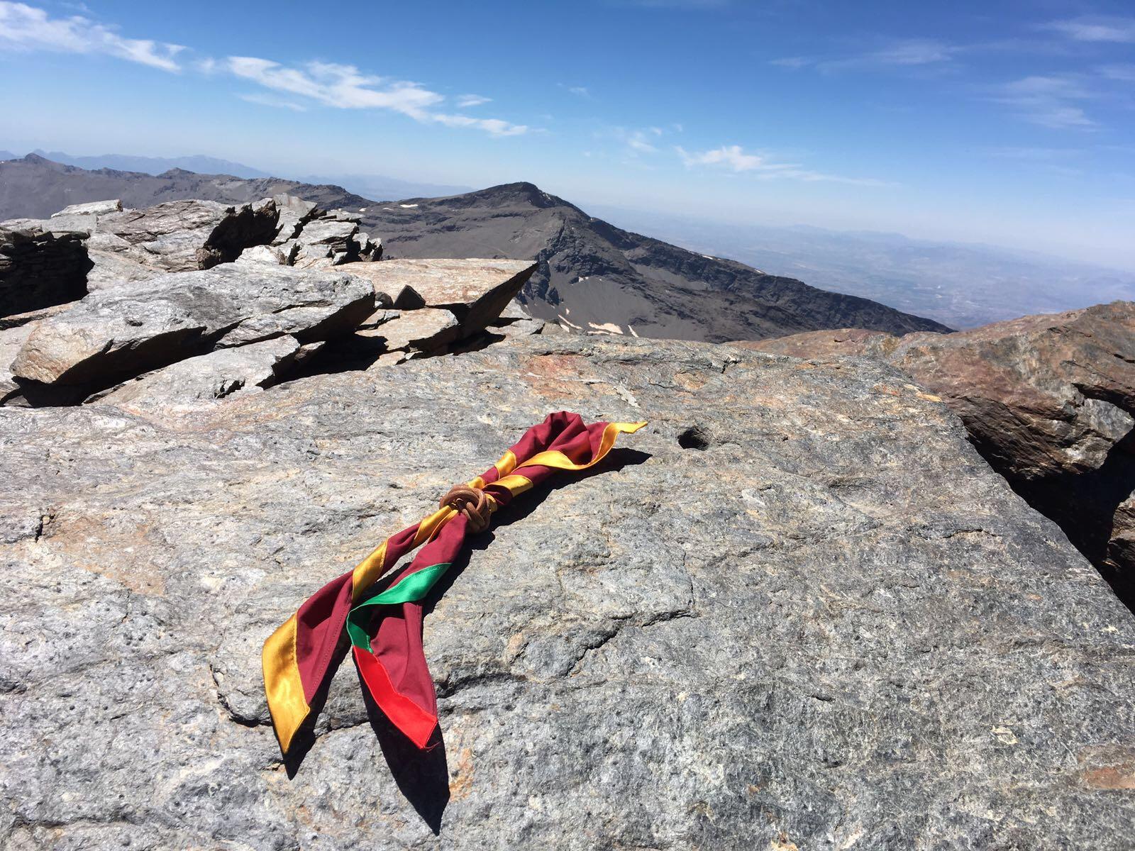 Mulhacén (Sierra Nevada, Granada) Junio 2017 - Scouts Magma