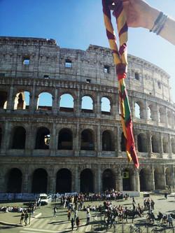 Coliseo Romano (Roma) - Septiembre 2017 - Scouts Magma