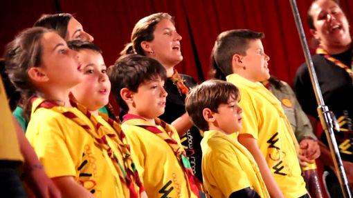 3 Festival de la Canción Scout ASIM