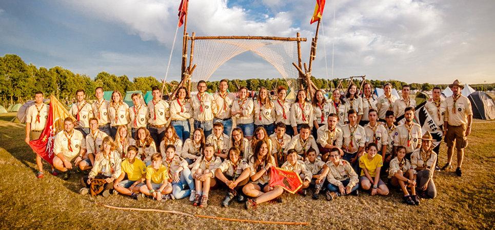 Actividades Eurocamp18 - G. Scout Magma
