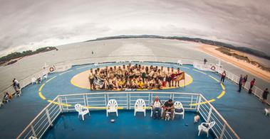 Grupal Popa Ferry FISHEYE - G.Scout Magm